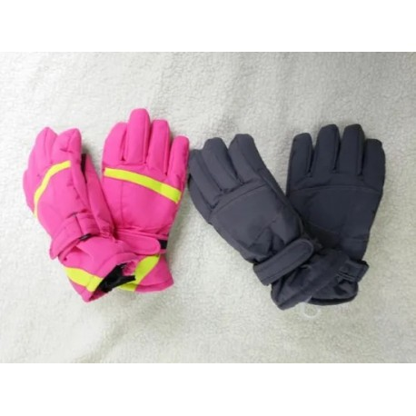 Kids Ski Glove/Kid's Fingered Glove/Children Ski Glove/Children Winter Glove/Detox Glove/Okotex Glove