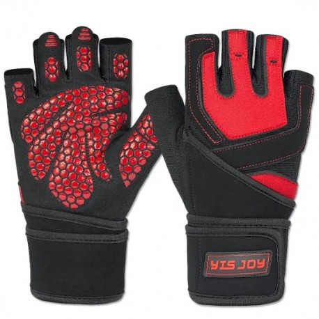 Wholesale Durable Workout Fitness Weightlifting Gym Gloves Manufacturer