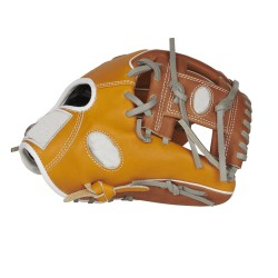 custom logo baseball gloves Kip leather 11.5 inches