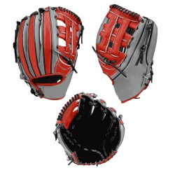 High quality durable cowhide Baseball gloves supplier custom baseball gloves