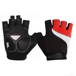 Breathable Mountain Road Cycling Gloves 3D GEL Anti-slip bicycle gloves