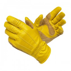Cowhide leather industrial working gloves safety hand gloves