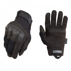 Durable cut resistant knucke protective synthetic leather safety mechanic work gloves