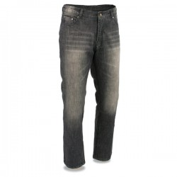 Men's Armored Denim Jeans Reinforced w/ Aramid® by DuPont™ Fibers