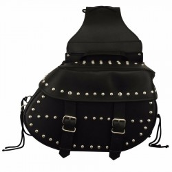 Leather Motorcyle Bag