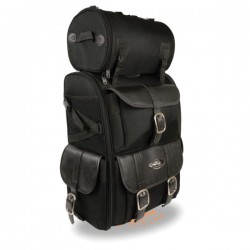 Extra Large Two Piece Nylon Touring Pack