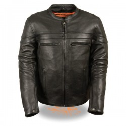 Men's Sporty Scooter Jacket2