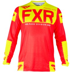 MX JERSEY Durable Perforated Omni Stretch™
