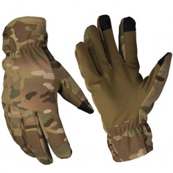 Softshell Thinsulate Gloves Multitarn