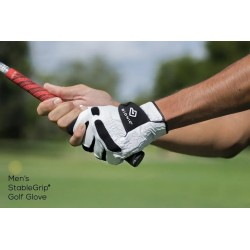 Genuine Cabretta Leather Golf Gloves.