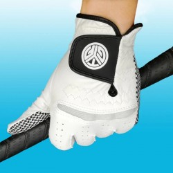 Sheepskin Breathable Golf Gloves for Men