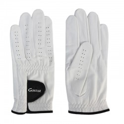 Soft White Cabretta Golf Glove