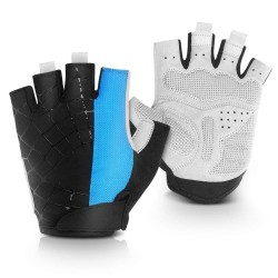 Shockproof Gloves Shock Finger Bike Cycling Gloves