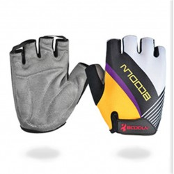 Cycling Gloves Mens Women′ Fingerless