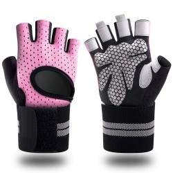 Non-Slip, Breathable, Suitable for Fitness, Weight Lifting, Cycling Gloves