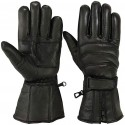 Mens Motorbike Gloves Cold Weather Motorcycle Riding Glove