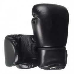 PU Coated Punching Mitts Boxing Gloves