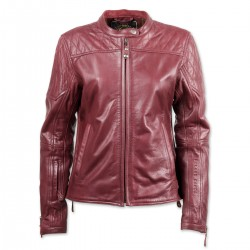 Design Women's Trinity Leather Jacket