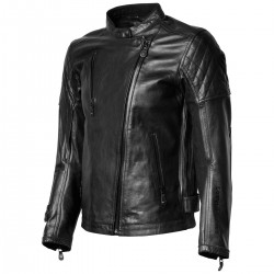 Panther Gloves Signature Black Leather Jacket