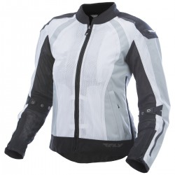 Panther,s Women's Cool Pro Black/White Mesh Jacket