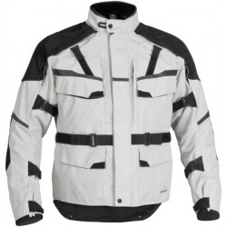 Men's Silver Jaunt Textile Jacket