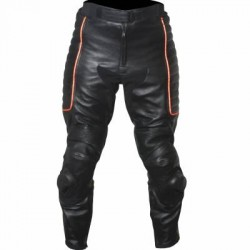 X-MEN MOTORBIKE LEATHER RACING PANTS