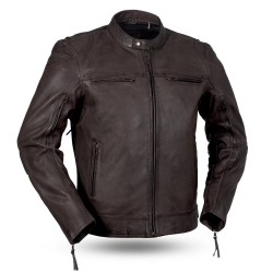 CE Certified Racing Leather Jackets