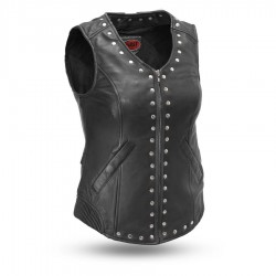 Womens Motorcycle Vests